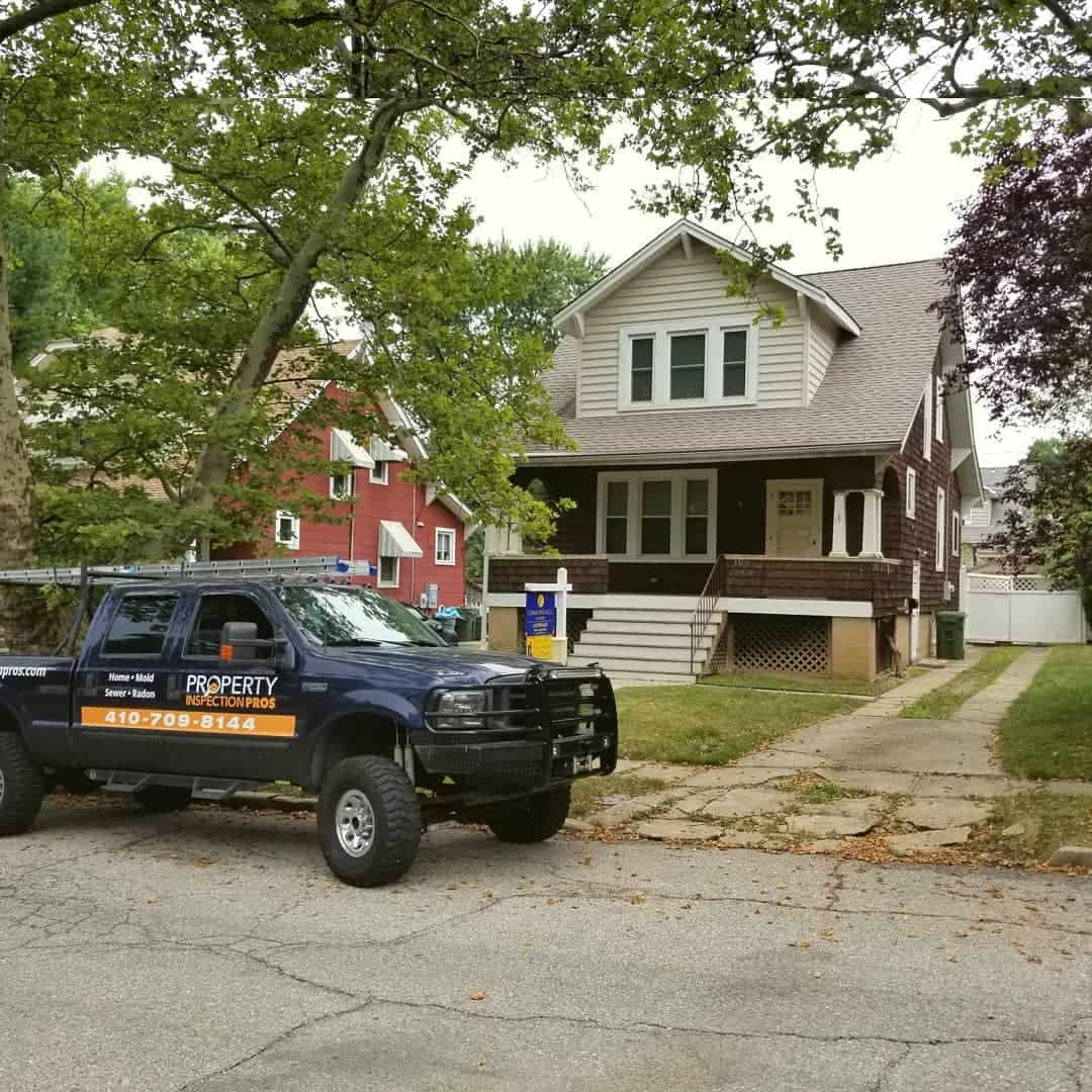 Baltimore City rental inspection service