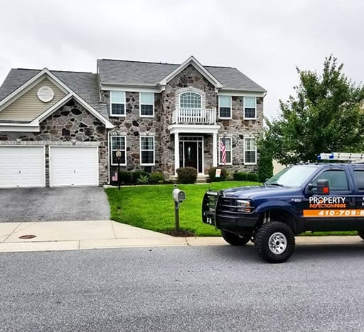 home inspector baltimore md